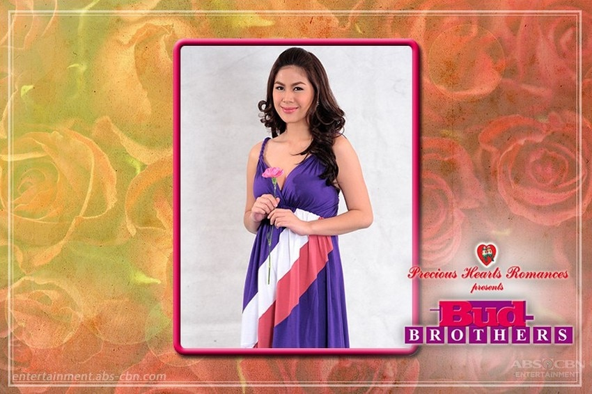 Valerie Concepcion as Isabel in Precious Hearts Romances Presents Bud Brothers (2009)