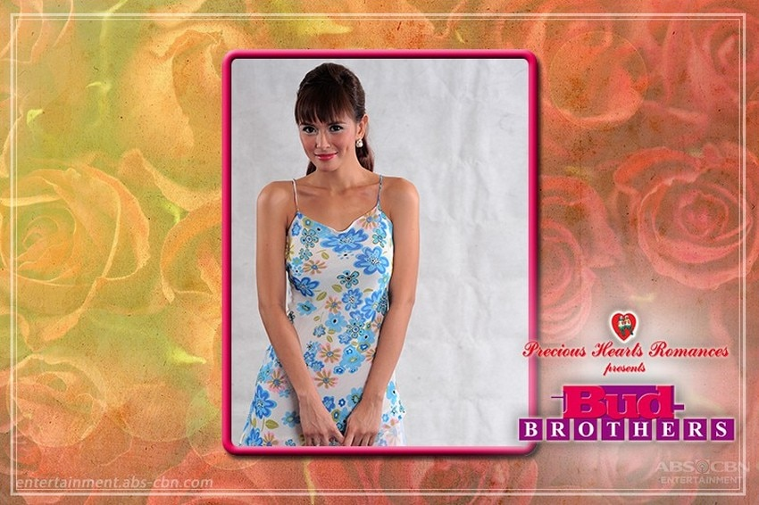 Wendy Valdez as Tammy in Precious Hearts Romances Presents Bud Brothers (2009)