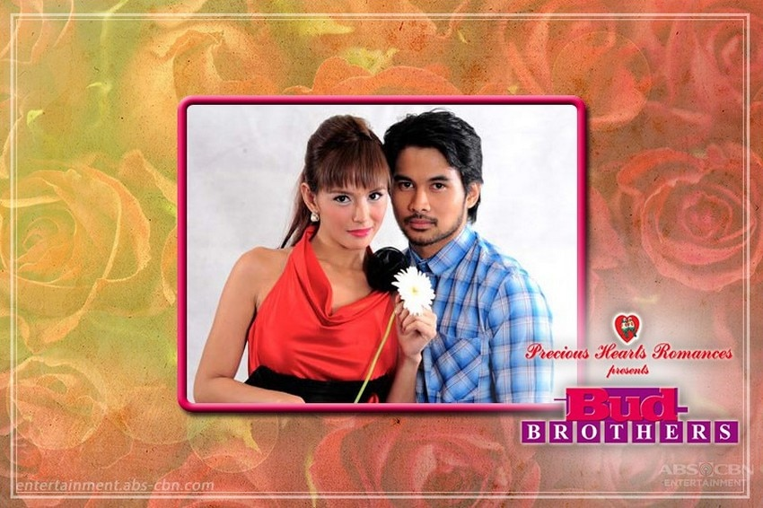 Wendy Valdez and Joem Bascon in Precious Hearts Romances Presents Bud Brothers (2009)