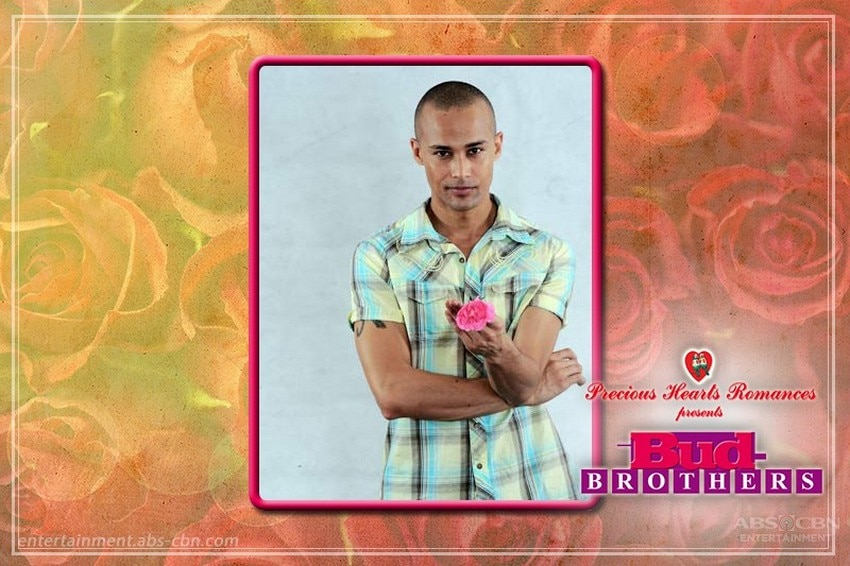 Will Devaughn as Monty in Precious Hearts Romances Presents Bud Brothers (2009)
