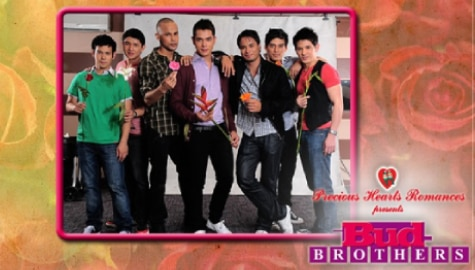 THROWBACK: The stars of Precious Hearts Romances Presents Bud Brothers (2009)