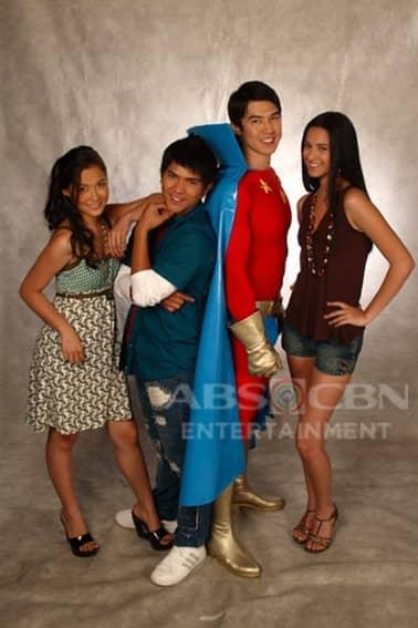 The lead stars of Kapitan Boom (2008)