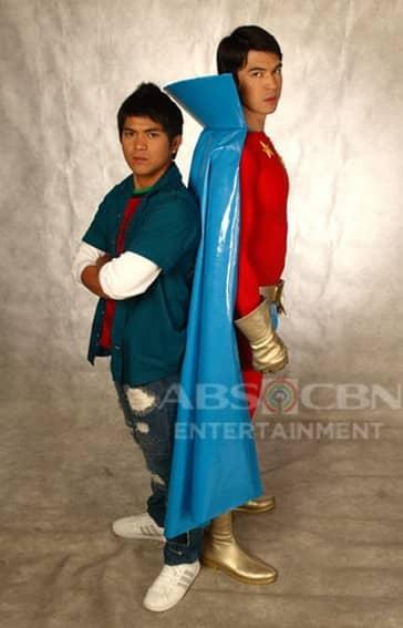 JayR Siaboc and Jon Avila in Kapitan Boom (2008)