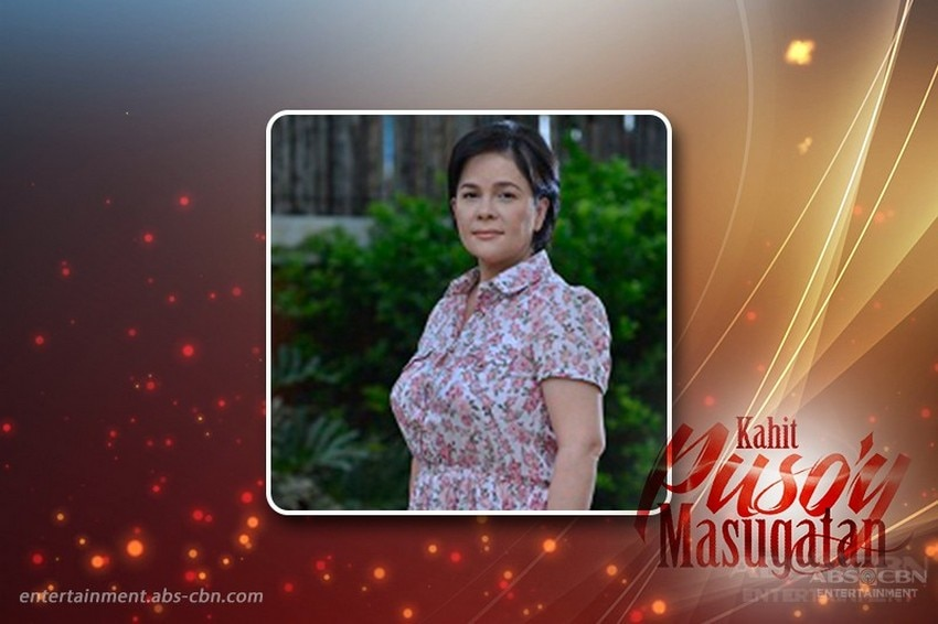 Jacklyn Jose as Esther in Kahit Puso'y Masugatan (2012)