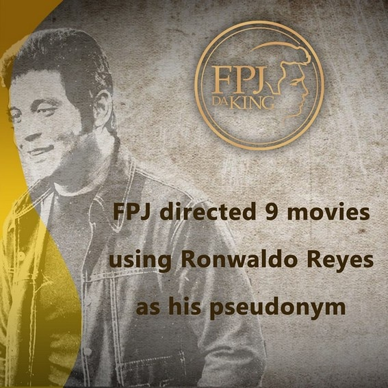 FPJ Throwback: Surprising things you may not know.about the King of Philippine movies
