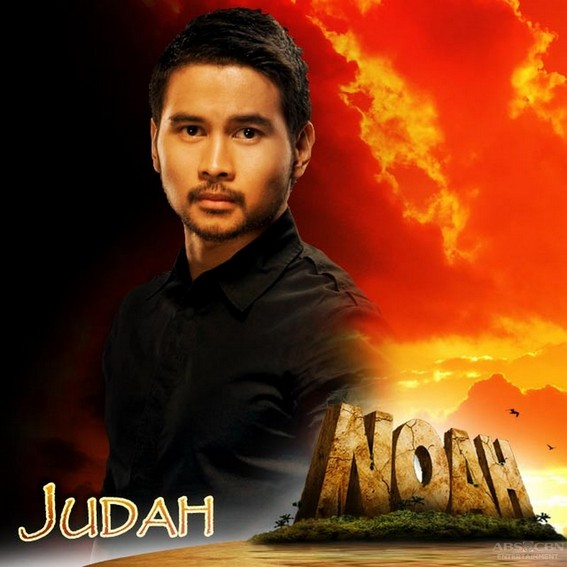 Joem Bascon as Judah in Noah (2010)