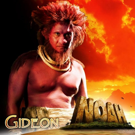 Nonie Buencamino as Gideon in Noah (2010)