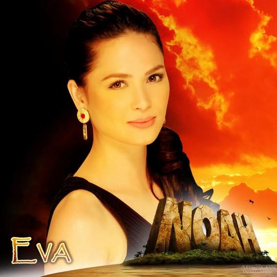 Kristine Hermosa as Eva in Noah (2010)