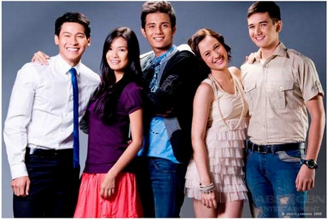 The lead stars of Tanging Yaman (2010)