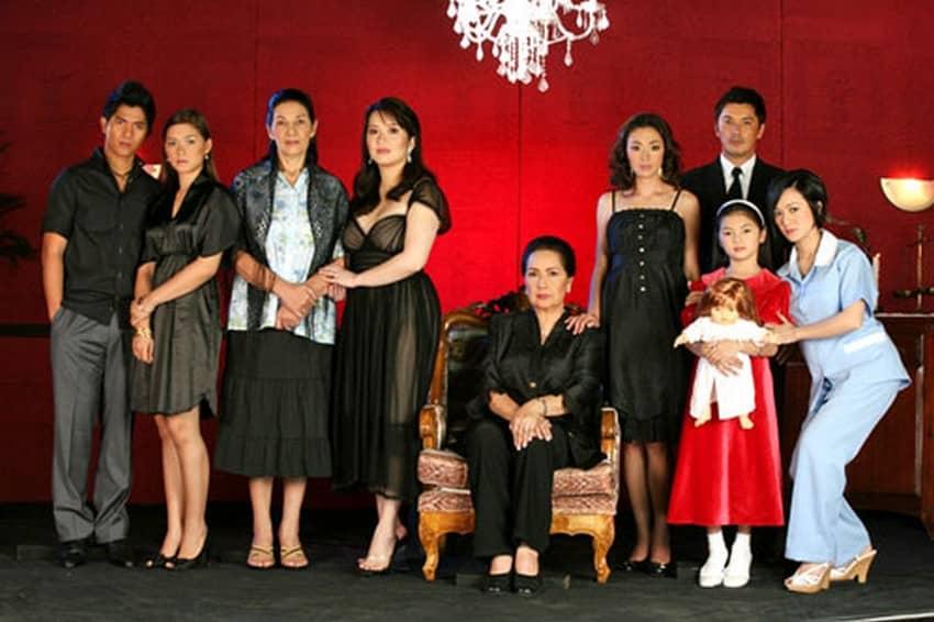The cast members of Patayin sa Sindak si Barbara (2008)