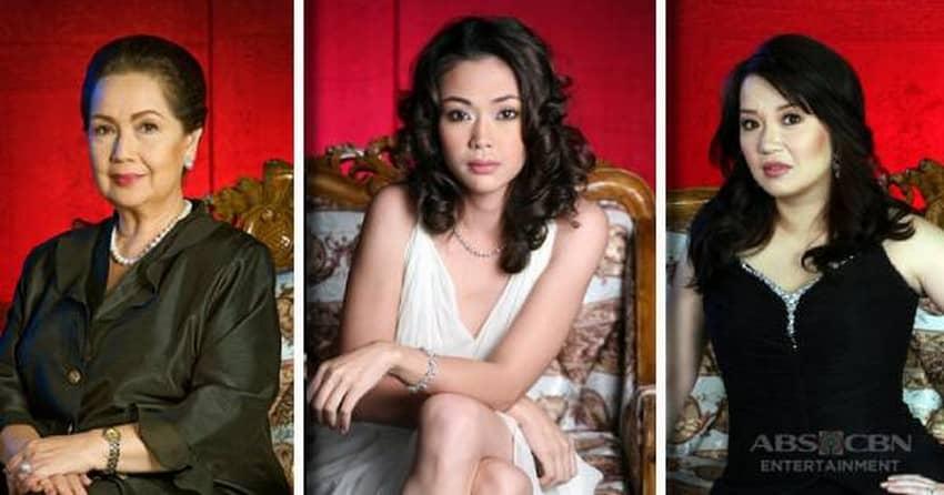 Susan Roces, Kris Aquino and Jodi Sta Maria in Patayin sa Sindak si Barbara (2008)