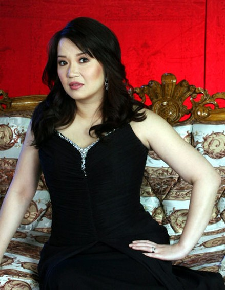 Kris Aquino as Barbara in Patayin sa Sindak si Barbara (2008)