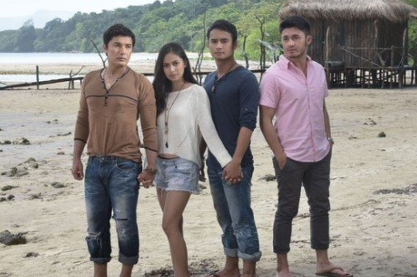 The cast of All Of Me (2015)