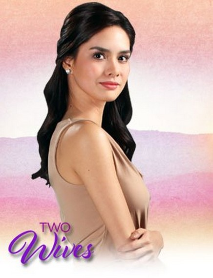 Erich Gonzales as Janine in Two Wives (2014)