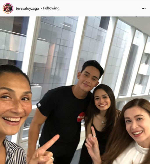LOOK: 18 Photos of Diego Loyzaga's precious sibling moments with his sisters!