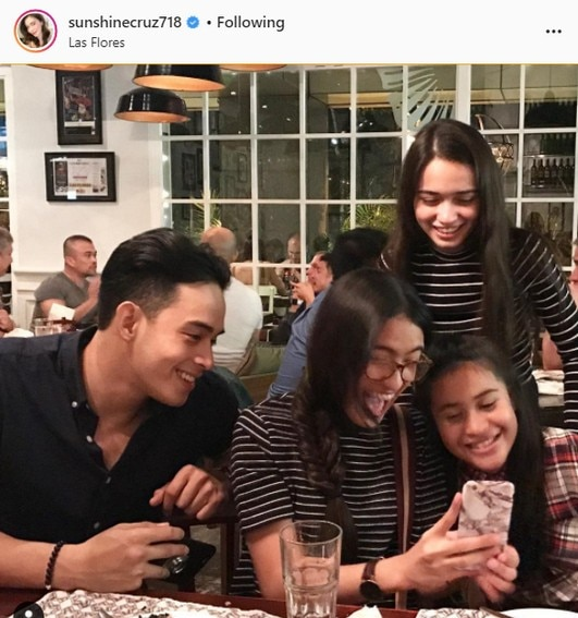 18 Photos of Diego Loyzaga's precious sibling moments with his sisters!