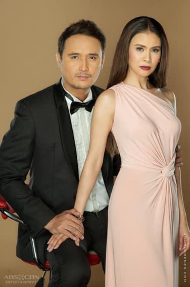 John Estrada and Gelli de Belen in Magpahanggang Wakas (2016)