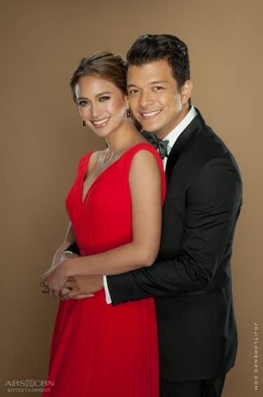 Jericho Rosales and Arci Munoz  in Magpahanggang Wakas (2016)