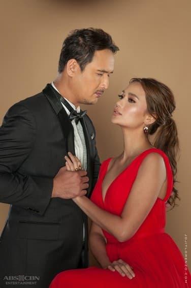 Arci Munoz and John Estrada in Magpahanggang Wakas (2016)