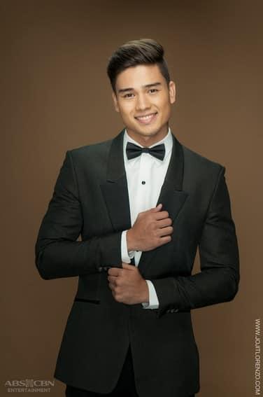 Marco Gumabao as Zach in Magpahanggang Wakas (2016)