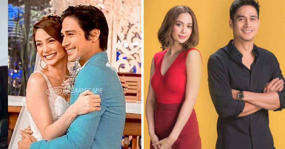 Piolo Pascual and Arci Munoz in Since I Found You (2018)