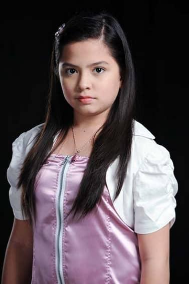 Alexa Ilacad as Ella in Nasaan Ka Elisa? (2011)
