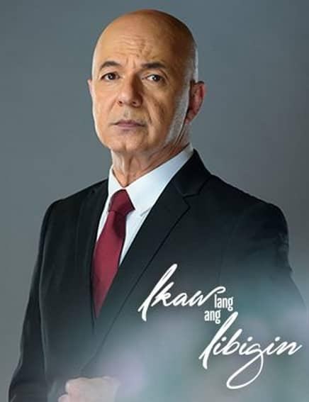 Michael de Mesa as Roman in Ikaw Lang Ang Iibigin (2017)