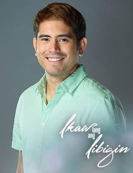 Gerald Anderson as Gabriel in Ikaw Lang Ang Iibigin (2017)