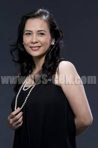 Rio Locsin as Cora in Habang May Buhay (2010)
