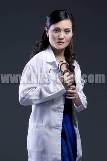 Gladys Reyes as Clarissa in Habang May Buhay (2010)