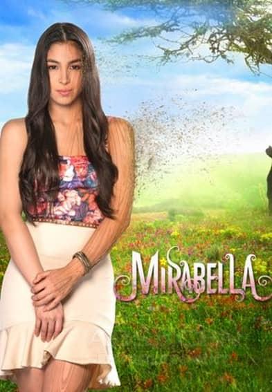 Julia Barretto as Mira and Bella in Mirabella (2014)