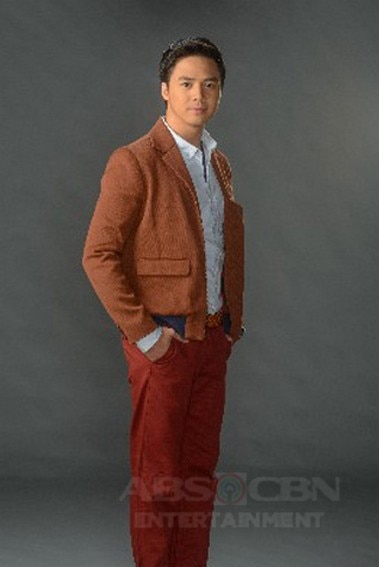 Sam Concepcion as Terrence in Mirabella (2014)