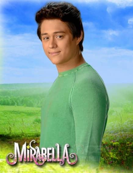 Enrique Gil as Jeremy in Mirabella (2014)