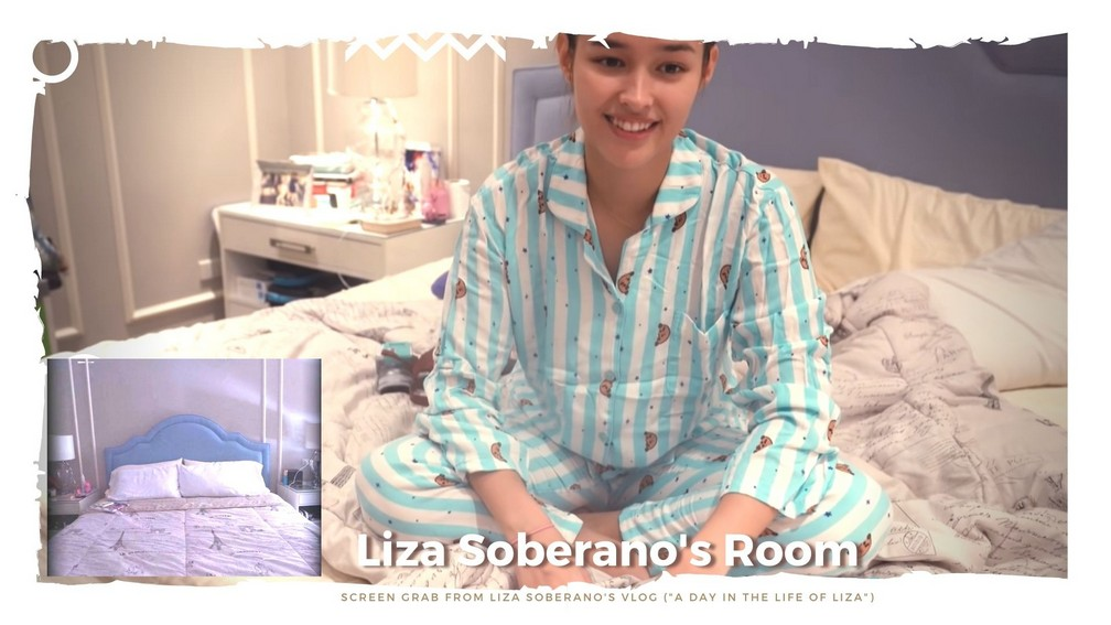 IN PHOTOS: Take a peek inside Kapamilya celebrities' bedrooms as seen through their vlogs!
