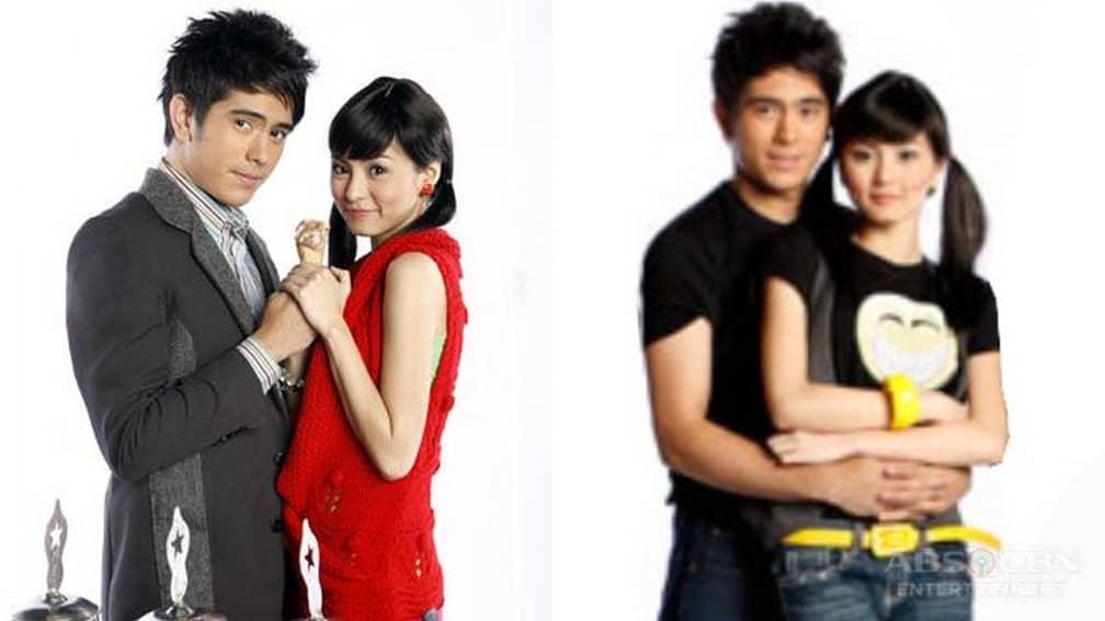 Kim Chiu as Jasmine and Gerald Anderson as Julian in My Girl (2008)