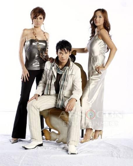 Enchong Dee, K Brosas and Nina Jose in My Girl (2008)