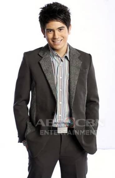 Gerald Anderson as Julian in My Girl (2008)