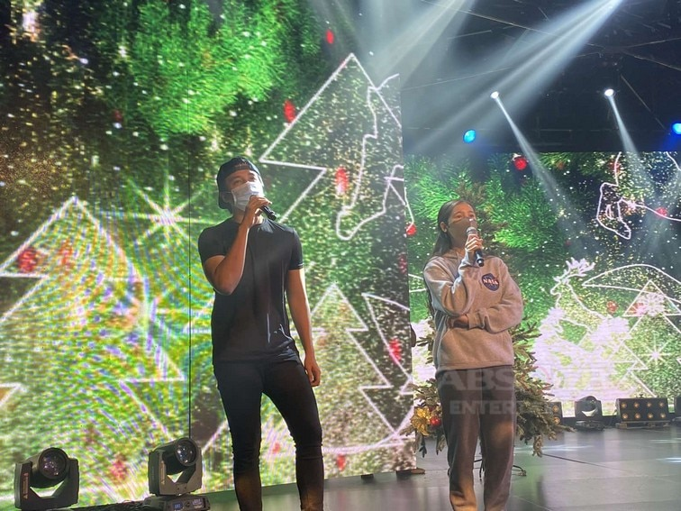 ABS-CBN Christmas Special 2020 off cam