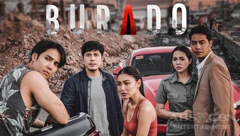"Official! Teaser Photos of Upcoming Series ""Burado"" 
