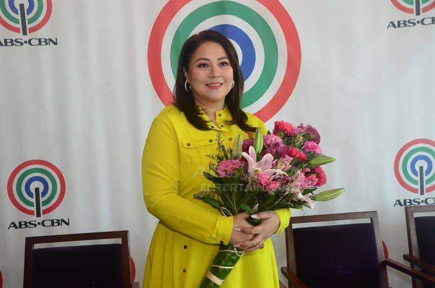 Karla Estrada inks contract with Kapamilya Network