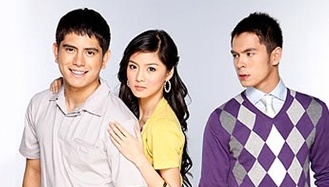 THROWBACK The cast of Tayong Dalawa 2009