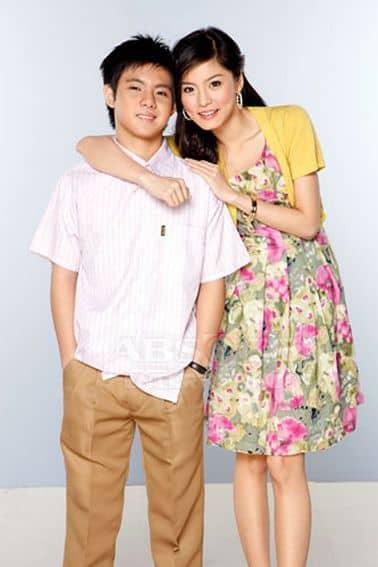 Kim Chiu and Jiro Manio in Tayong Dalawa (2009)