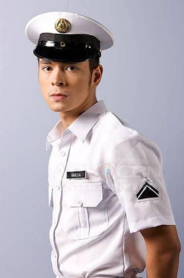 Jake Cuenca as David Garcia Jr/ Dave in Tayong Dalawa (2009)