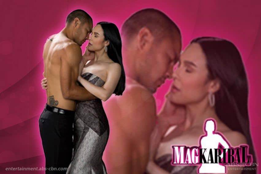 Gretchen Barretto and Derek Ramsay in Magkaribal (2010)