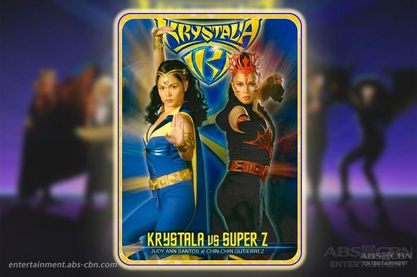 Throwback: Krystala, ang kauna-unahang superserye