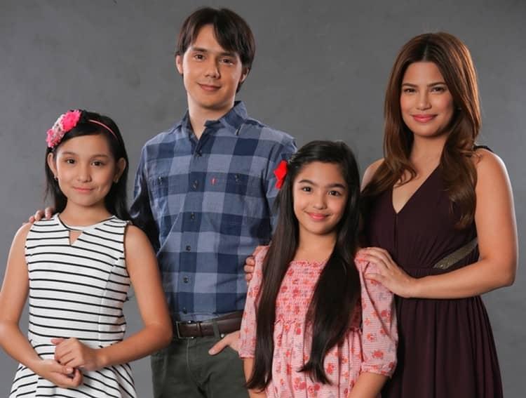 The cast of Annaliza (2013)