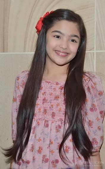 10-year old Andrea Brillantes as Annaliza