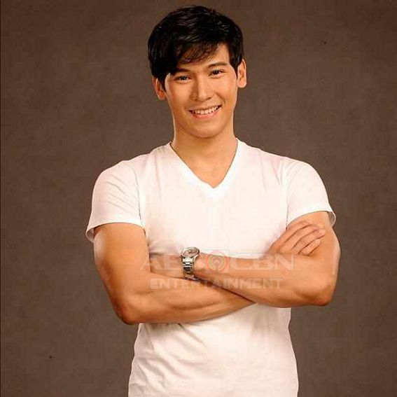Enchong Dee as Ethan in Ina Kapatid Anak (2012)