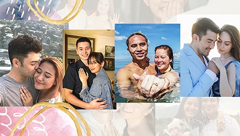 Wedding bells soon! Take a look back at all the celebrity engagements that happened last year