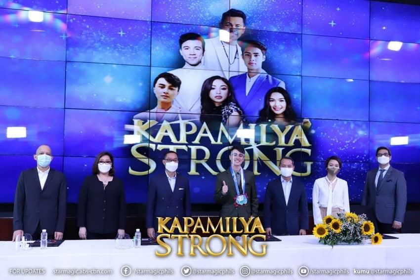 """""""Kapamilya Strong"""" gets multiple trending topics on Twitter"""